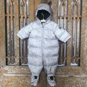 Baby GAP DOWN ColdControl Max Snowsuit INFANT 6 M